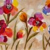 Flowers - Z361 (60x120) painting