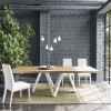 Cartesio dining table