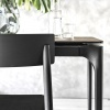 Silhouette dining table