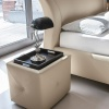 Ludovic bedside dining table