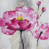 Flowers - Z106 (30x30) painting