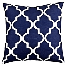 Retro 45x45 cushion