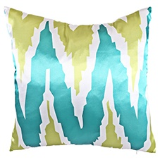 Zig emerald 60x60 cushion