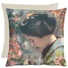 Geisha Col.50 46x46 cushion