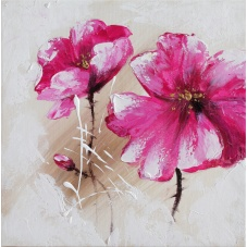 Flowers - Z107 (30x30) painting