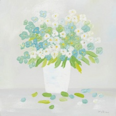 Flowers - W417 (60x60) painting