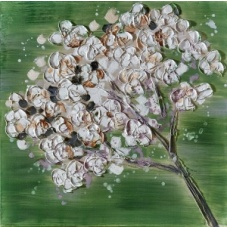 Flowers - Z351 (60x60) painting