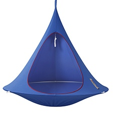 Cacoon skyblue hanging chair