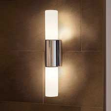 Devin double wall lamp