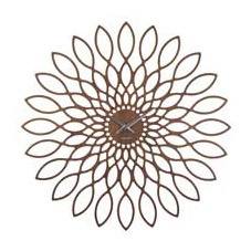 Sunflower Ø60cm wall clock
