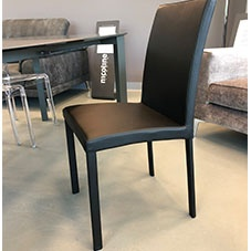 Elisir dining chair - showroom sample