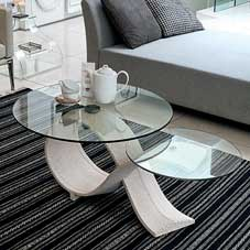 Alpha coffee table