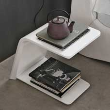 Jump bedside dining tables (2 pcs.)