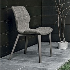 Santiago wood dining chair