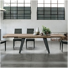 Scirocco dining table