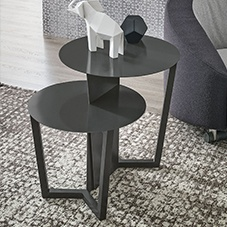 Tower coffee table set
