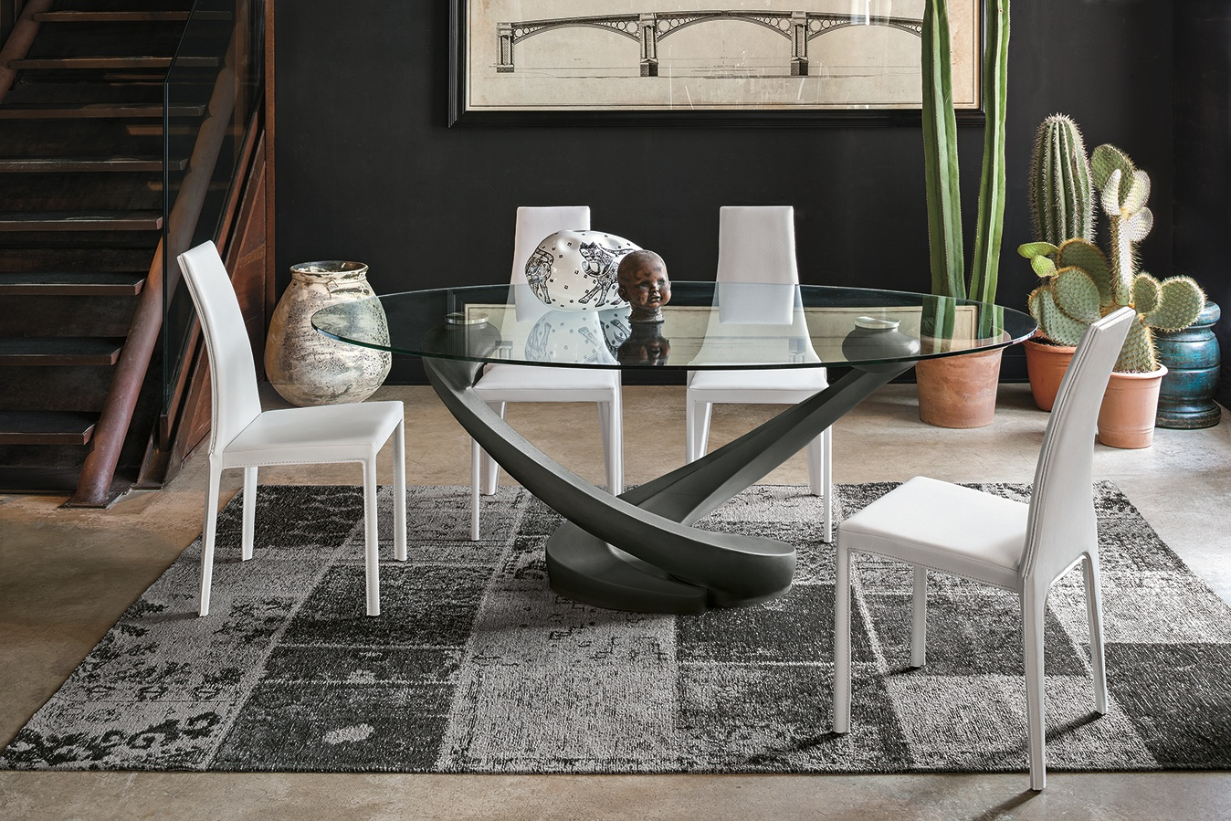 Tango étkezőasztal - myhome prémium bútor