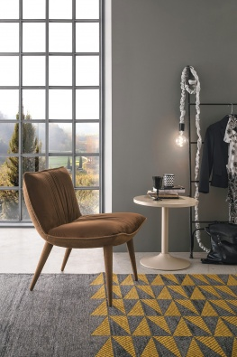 Olimpia chair for bedroom