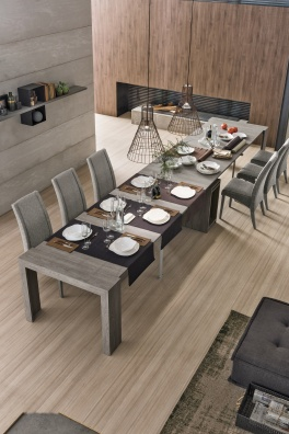 Pandora consol and dining table